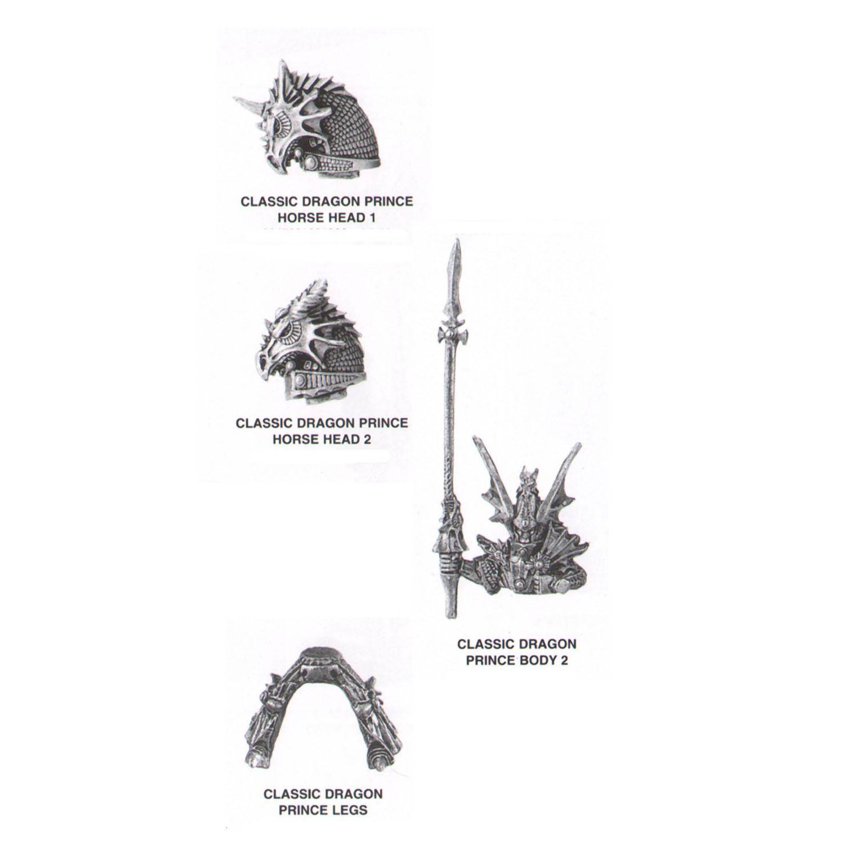 Collector Info High Elf Dragon Princes Of